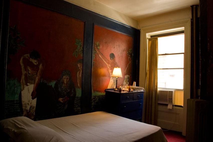carlton-arms-hotel-room-1B-leslie-lowe